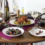 【テーブルコーディネート】自宅での実例を紹介!ちょっとお洒落な食卓を