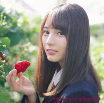 小坂菜緒の水着画像?大阪出身の美人すぎるアイドルの素顔は?